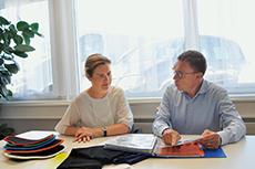 Bernadette und Willy Jud-Vogt